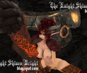 The Knight Shines Bright - part 11