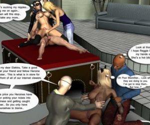 Blackstar - Interview With A Heroine - part 7