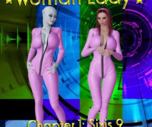 Woman Lady 1-8