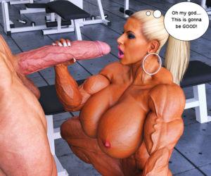 MuscleX Big & Horny - part 2