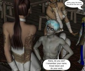 The Sex Elf Quest - part 8