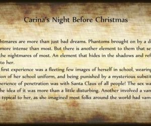 Carinas Nightmare Before Christmas