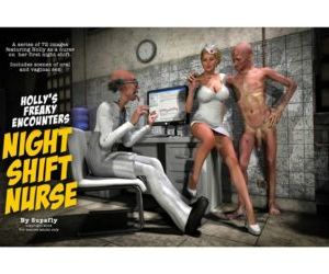 Hollys Freaky Encounters - Night Shift Nurse