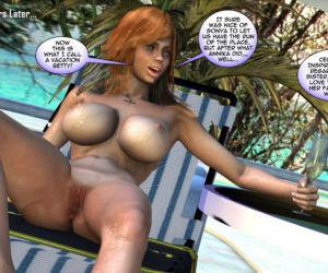 Betty Noir Private Eye - 03.Bettys Caribbean Vacation -..