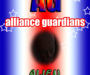 Allience Guardians - Alien Intelligence