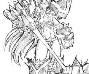 League of Legends female Champs - part 4