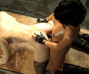 The Wondeful Sexlife of Maya & Megan 1 - 4 - part 5