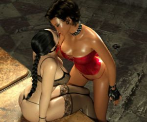 The Wondeful Sexlife of Maya & Megan 1 - 4 - part 4