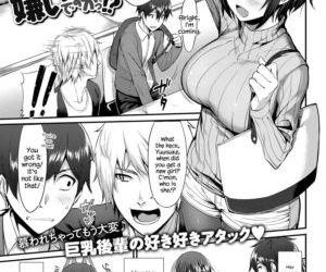Senpai wa Kouiu no Kiraidesuka!? - Does Senpai Not Like..