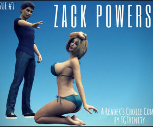 Zack Powers Issue 1-11