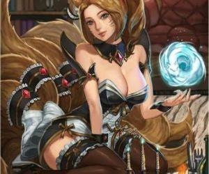 The Best League of Legends Gallery 2016 - part 12