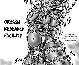 Zecchou Kenkyuujo - Orgasm..