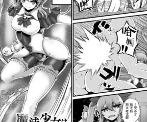 Mahou Shoujo wa Inma Kaizou no..