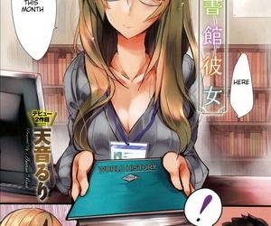 Amane Ruri Toshokan Kanojo -..