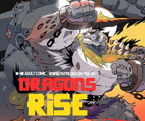 balmos Dragons RiseEnglishKung Fu..