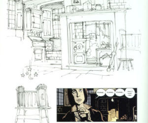 The Art of Hellboy..