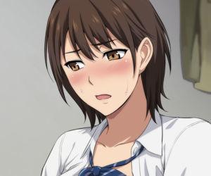 Netorareta JoshiMane ~Migite no..