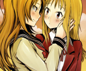 Megumi x Yuna